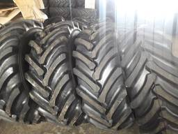 Шины 540/80R42, 650/65R42, 710/70R42 для тракторов JD, Case, New holand
