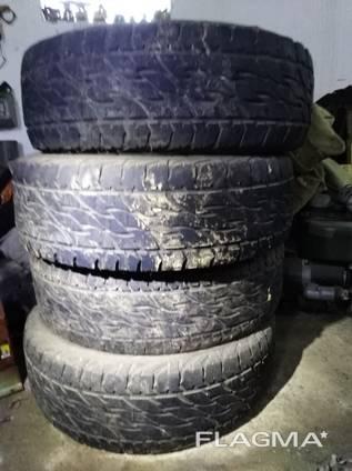 Шины Bridgestone Dueler 275/70 R16 б. у.
