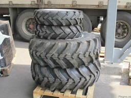 Шины и колесные диски на минитрактора