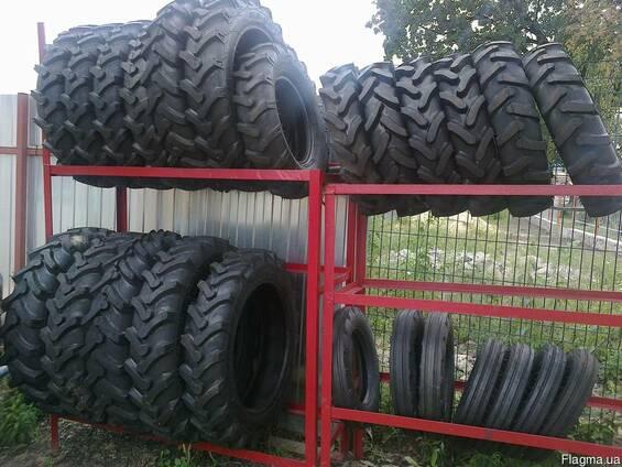 Шины на мини трактор