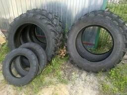 Шины на мини трактор - фото 3