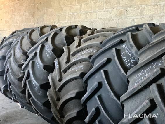 Шины на трактор комбайн прицеп сельхоз индустриальные агрошины