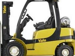 Шины на Yale (вилочный погрузчик)