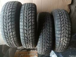 Шины зимние Hankook R13 165/65. 4 колеса