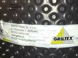 Шиповидная мембрана Griltex 500. Рулон 2х20м