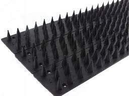 Шипы от птиц и животных пласиковые Chomik, 5м черные