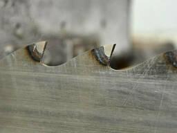 Широкие ленточные пилы по дереву для профессиональных пилорам Uddeholm (Швеция) 120*1,1*35