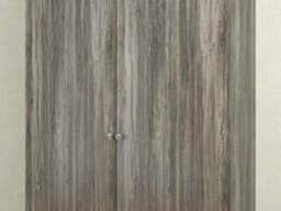 Шкаф 2-х створчатый с дверями ДСП Тавол 2СКЛ1 800х600х2100 Дуб Морас