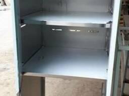 Шкаф для мучных работ, шкаф для хлеба из нержавейки