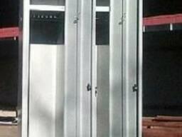 Шкаф для одежды металлический
