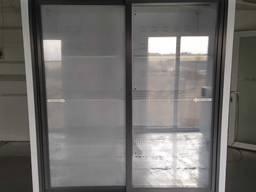 Шкаф холодильный бу 1200л, холодильный шкаф Everest бу