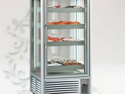 Шкаф холодильный Tecfrigo Exponorm 650 P для выдержки рыбы
