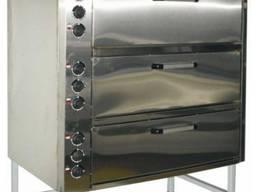 Шкаф пекарский электрический 3х секционный