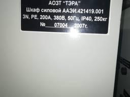 Шкаф силовой АОЗТ ТЭРА