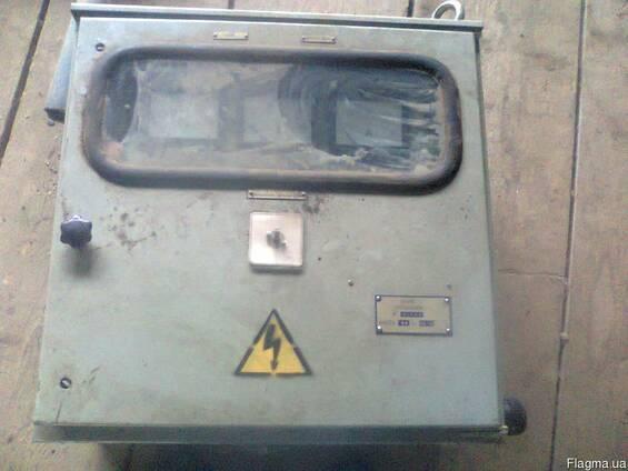 Шкаф управления двигателем