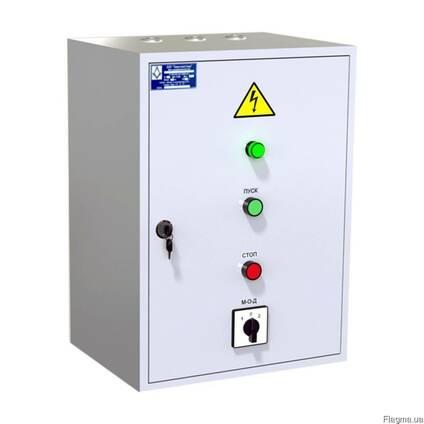 Шкаф управления ШУ-5101-03В2 220В 3,2А 10кВт для защиты элек