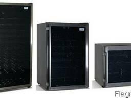 Шкаф винный CRW50B Климатический холодильник для вина(16бут)