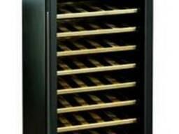 Шкаф винный Frosty EA176CT-BK. Холодильник для вина