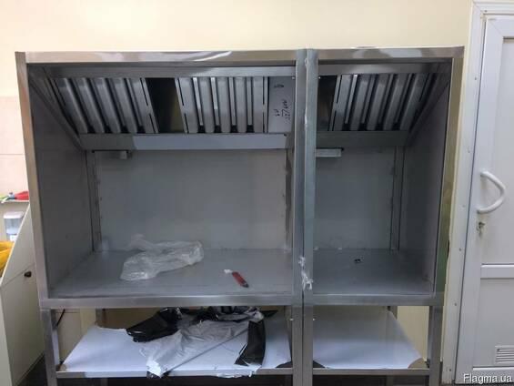 Шкаф вытяжной промышленный для производства и грилей