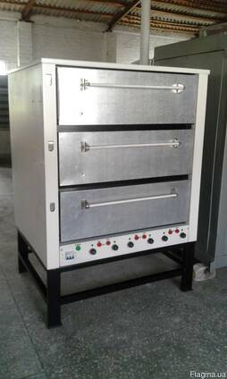 Шкаф жарочный ХПЭ-3