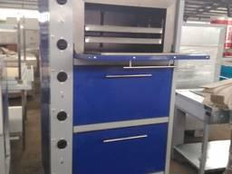Шкаф жарочный ШЖЭ с плавной регулировкой мощности
