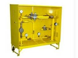 Шкафные регуляторные пункты (ШРП) и Узлы учета газа