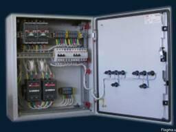 Шкафы автоматического ввода резерва: АВР-100,АВР-200,АВР-300