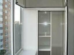 Шкафы для Хранения на Балконе