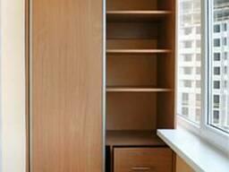 Шкафы для Разных Балконов