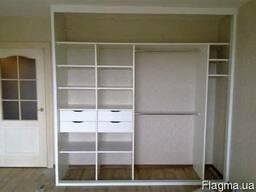 Шкафы-купе от производителя под заказ.