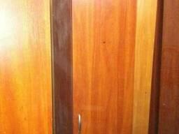 Шкафы одежные одинарные из ДСП (б/у)