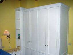 Шкафы для спальни под заказ