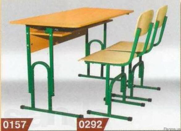 Шкільні меблі зі знижкою