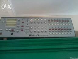 Шкільный радіовузол. РУШ-3