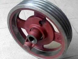 Шкив большой для роторной косилки Wirax Z-169