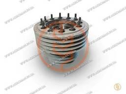 Шкив двигателя (коленвала) ЯМЗ-238АК Дон-1500