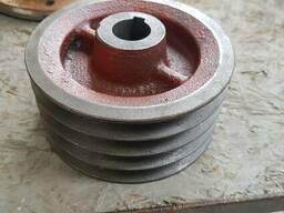 Шкив малый роторной косилки 1, 65М