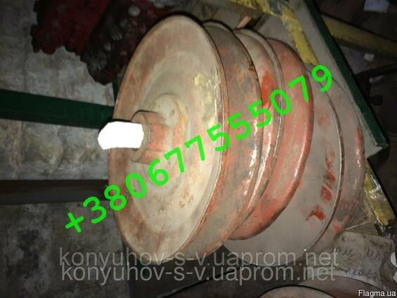 Шкив привода подборщика верхний ЖКС 00.060.