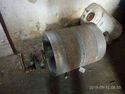Шкивной электромагнитный железоотделитель