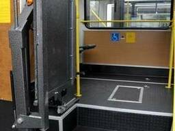 Автобусы для инклюзивных центров. Переоборудование под инвал