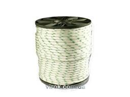 Шкот (моторна мотузка) на пластиковій бобіні 8 мм Х 200 м