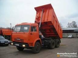 Шлак доставка Мариуполь КамАЗ 15 т.