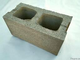 Шлакоблок Блок 20 (строительный). ЖБИ