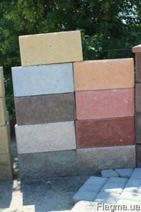 Шлакоблок, блок декоративный, блок заборный от производителя