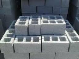 Бетонні блоки , Шлакоблоки , Газоблоки