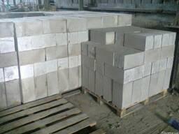 Шлакоблок от производителя, пенобетон D 600