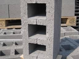 Шлакоблок, отсевоблок, строительный блок - фото 1