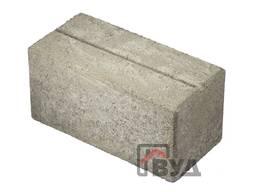 Шлакоблок полнотелый блок бетонит Днепр