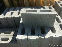 Шлакоблок, полублок, тротуарная плитка от производителя!!! - фото 2