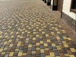 Шлакоблок, полублок, тротуарная плитка от производителя!!! - фото 3